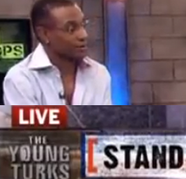 Tommy visits The Young Turks